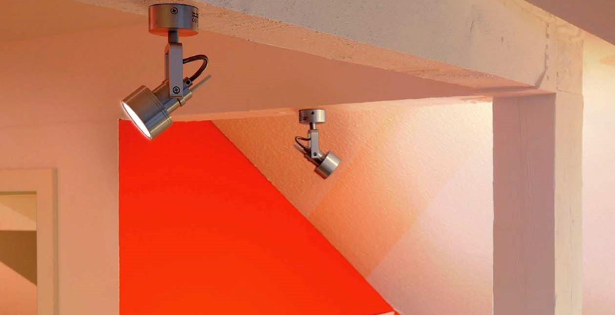 strahler und spots f r objektbeleuchtung ks licht onlineshop essen. Black Bedroom Furniture Sets. Home Design Ideas