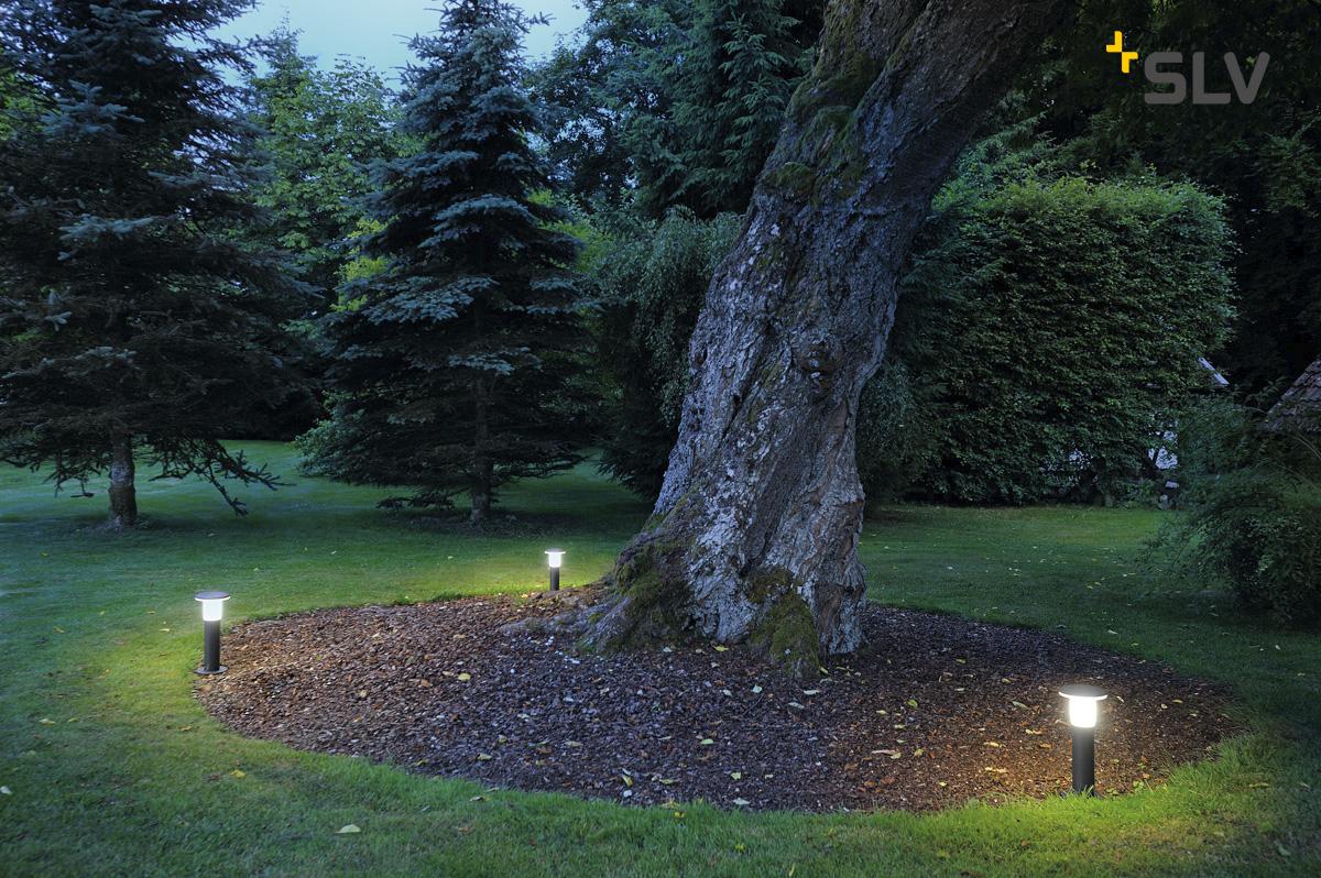 stehleuchte alpa mushroom steingrau ks licht onlineshop. Black Bedroom Furniture Sets. Home Design Ideas