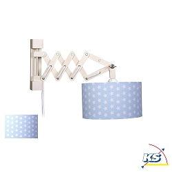 wandleuchten und wandlampen f rs kinderzimmer. Black Bedroom Furniture Sets. Home Design Ideas