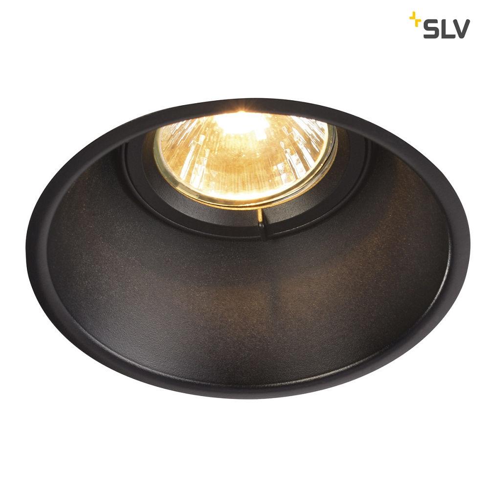 einbauleuchte horn t gu10 1xgu10 230v clipfedern schwarz ks licht onlineshop leuchten. Black Bedroom Furniture Sets. Home Design Ideas