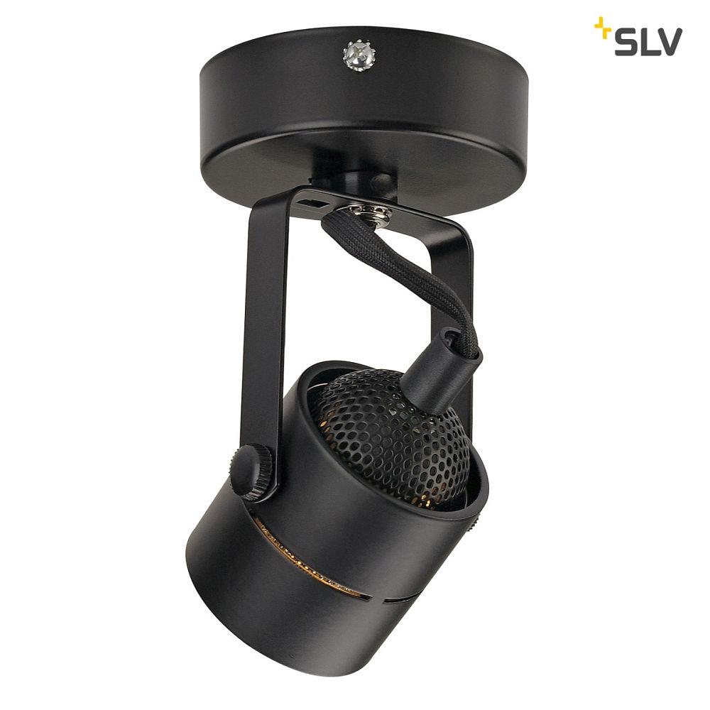 decken wandspot spot 79 230v schwarz ks licht onlineshop leuchten aus essen. Black Bedroom Furniture Sets. Home Design Ideas