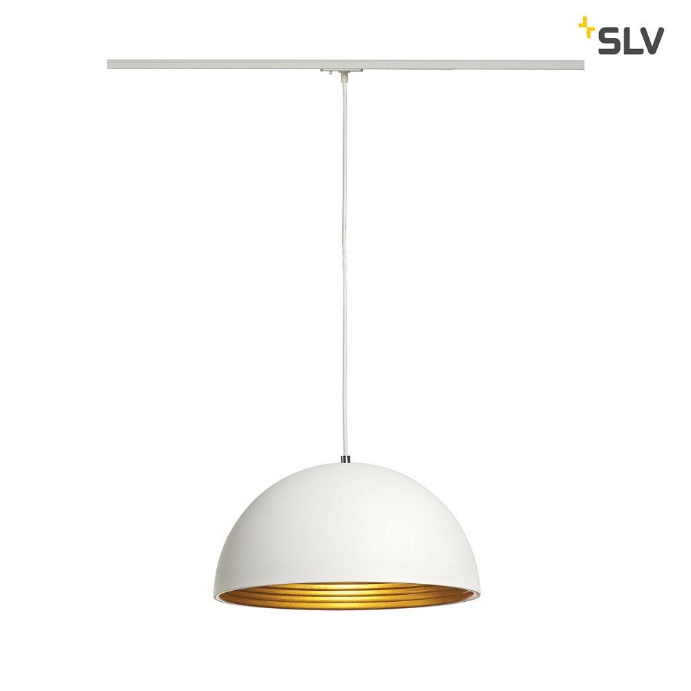 Stromschiene lampe glas pendelleuchte modern for Lampen 3 phasen stromschiene