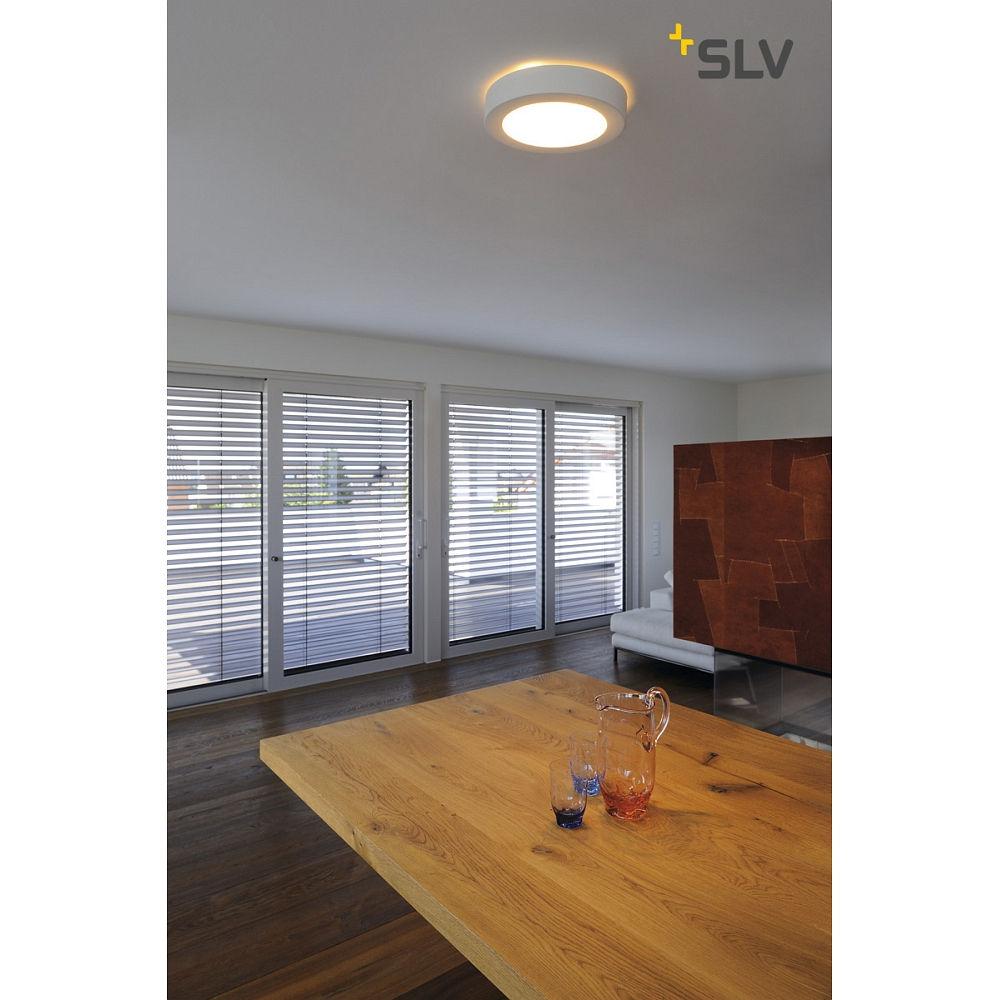 gips deckenleuchte gl 105 e27 wei ks licht onlineshop leuchten aus essen. Black Bedroom Furniture Sets. Home Design Ideas