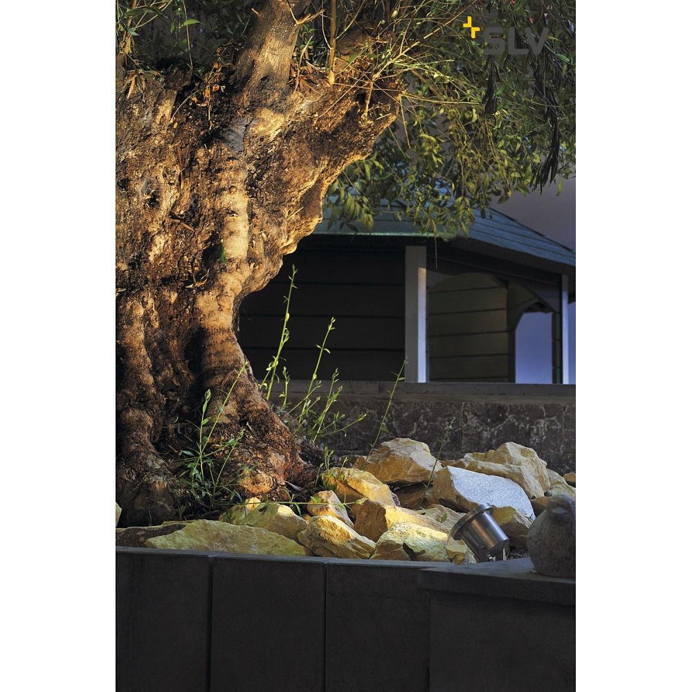 bodenstrahler nautilus mr16 edelstahl edelstahl ks licht onlineshop leuchten aus essen. Black Bedroom Furniture Sets. Home Design Ideas