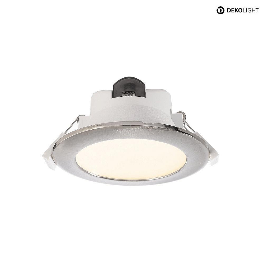 Deko Light LED Deckeneinbauleuchte ACRUX 20, 20W 20/20/20K 20lm 20°,  dimmbar, Weiß matt