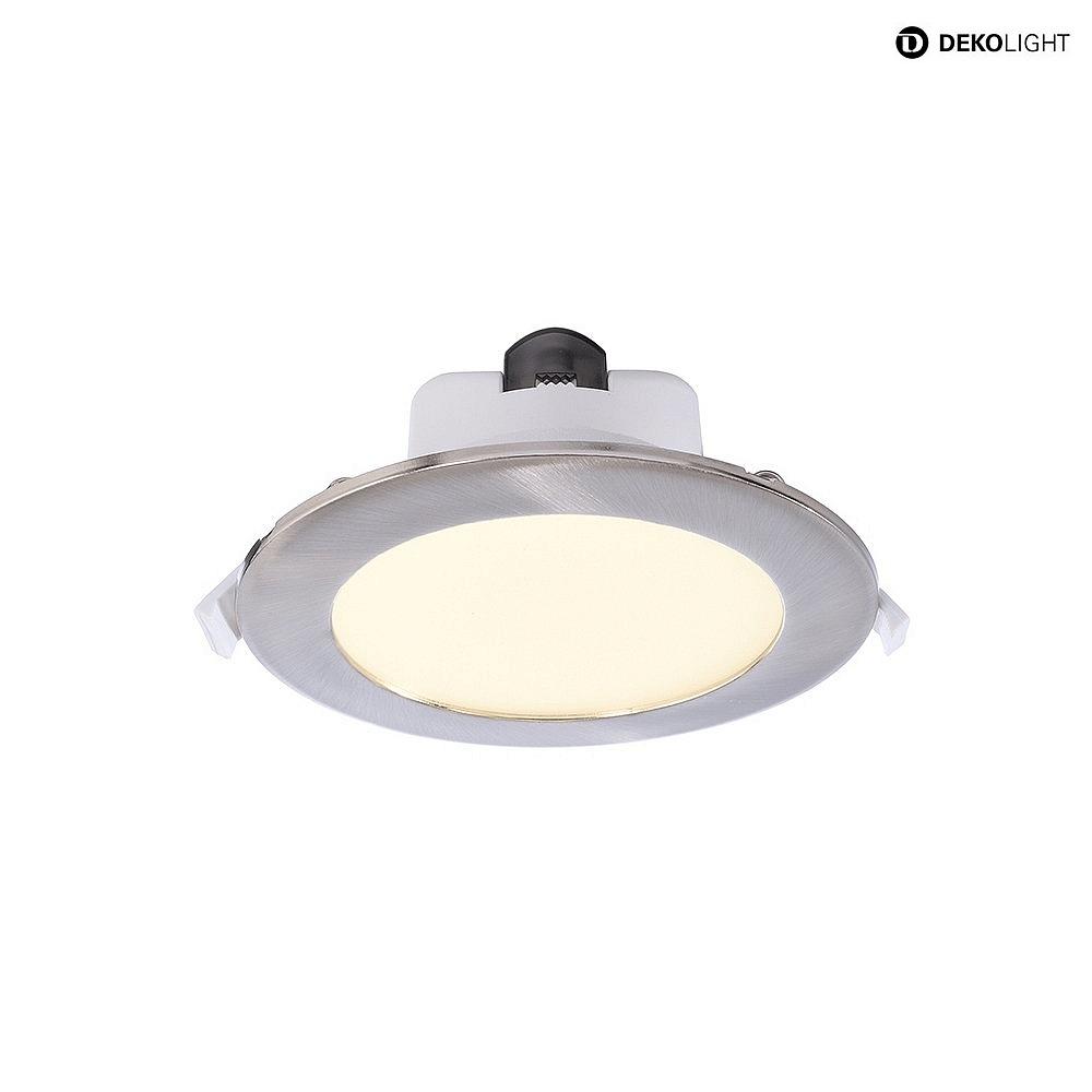 Deko Light LED Deckeneinbauleuchte ACRUX 20, 20.20W 20 / 20 / 20K  20lm 20°, dimmbar, Weiß matt