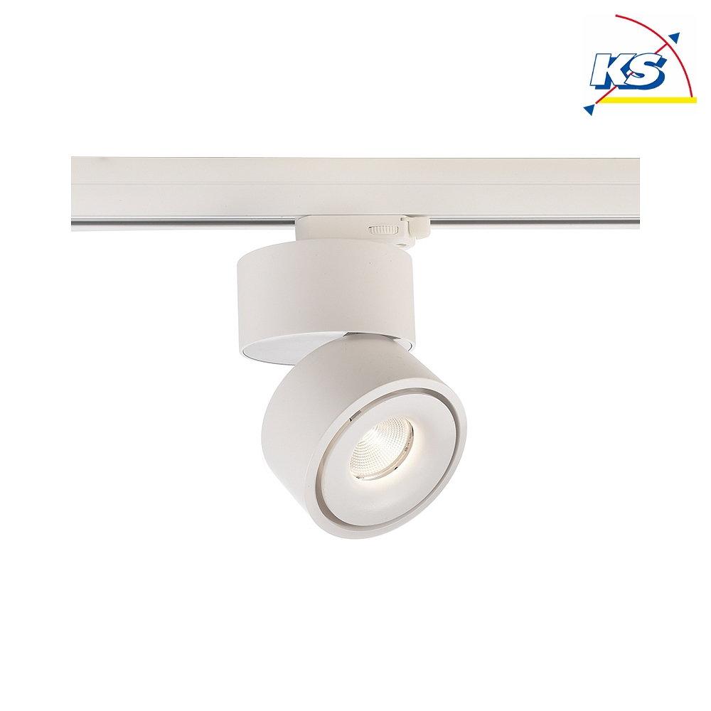 Deko Light LED 20 Phasen Strahler UNI II, 20W 20000K 20lm 205°, dimmbar