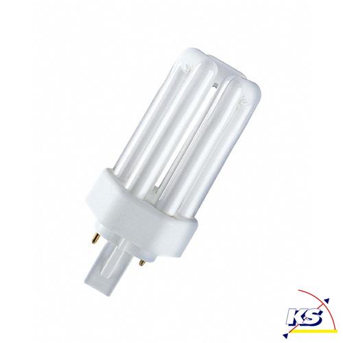 Osram Kompakt-Leuchtstofflampe Dulux T 26W/840 PLUS GX24d-3 coolwhite