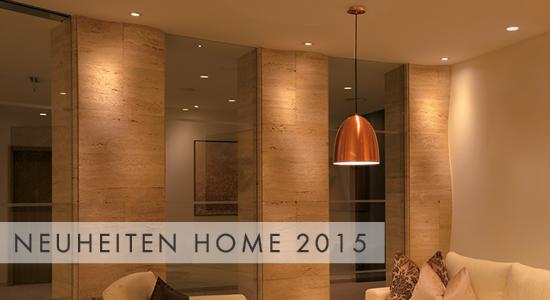 neuheiten aus den bereichen wand decken und stehleuchten sowie einbaudownlights und. Black Bedroom Furniture Sets. Home Design Ideas