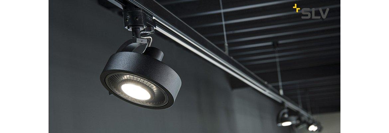 3 Phasen Strahler für Schienensystem 230 Volt | KS Licht
