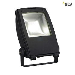 LED Outdoor Strahler FLOOD LIGHT, 32W 90°, IP65, 5700K 2350lm, Schwarz matt