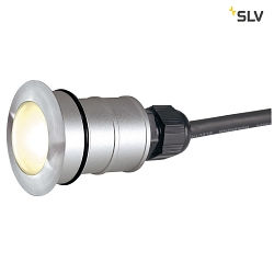 LED Outdoor Einbauleuchte POWER TRAIL-LITE, Rund, IP67, 1.4W 350mA 60°