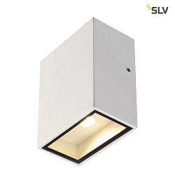 LED Wandleuchte QUAD 1 XL, eckig, 4,5W, COB LED, 3000K, 110°