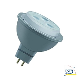 Radium LED Niedervolt-Reflektorlampe Star NV-RetroFit MR16, 12V, GU5.3, 4.6W 2700K 350lm 950cd 36°