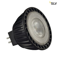 LED-Lampe MR16, GU5,3, 3,8W, SMD LED, 2700K, 40°, A+