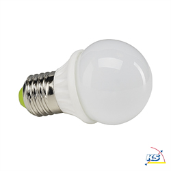 E27 LED SMALL BALL Leuchtmittel, 4W, 260lm, 3000K