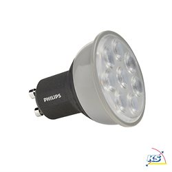 Philips Master LED Spot GU10, 8 SMD LED, 4,3W, 40°, 2700K, dimmbar