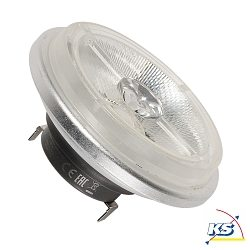Philips Master LED Leuchtmittel QRB, 11W, 24°, G53, 3000K, 580lm, dimmbar
