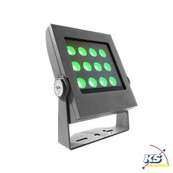 LED Außenstrahler POWER SPOT IX RGB, 24V DC, 24W, anthrazit