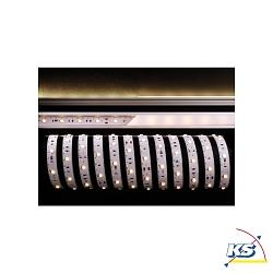 Flexibler LED Stripe, 5050, SMD, 24V DC, 129W, Länge 15000mm, warmweiß, 15000x15x2mm, 2700K