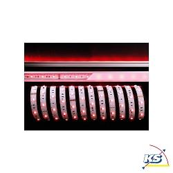 Flexibler LED Stripe, 5050, SMD, 24V DC, 80W, Länge 10000mm, RGB, 10000x12x2mm