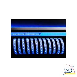 Flexibler LED Stripe SMD 5050, RGB + warmweiß, 24V DC, 75W, IP67, 3000K
