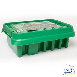 DRiBOX Kabelschutzbox / Verteilerbox Outdoor - IP55 - 28,5 x 15 x 11 cm, grün