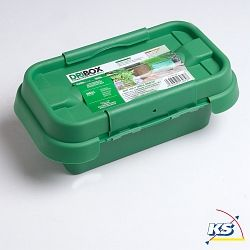 DRiBOX Kabelschutzbox / Verteilerbox Outdoor - IP55 - 20 x 9 x 9 cm, grün
