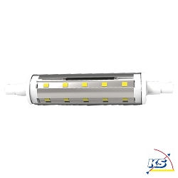 Lead Energy LED Leuchtmittel R7s, 2700K, warmweiß, LEAD DYNAMIC, 8W