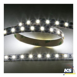 Flexible LED SMD 2835, LED-Schlauch, 500cm, 6500K, 5W/m, 600lm/m, 24V, dimmbar