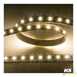 Flexible LED SMD 2835, LED-Schlauch, 500cm, 4100K, 5W/m, 620lm/m, 24V, dimmbar