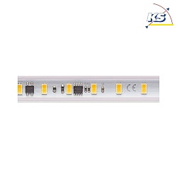 Hochvolt LED Strip, 72 LED/m, 25m Rolle, 230V, IP65, 14W/m, B 1.5cm / L 2500cm, 2700K 2088m 120°, CRI 90