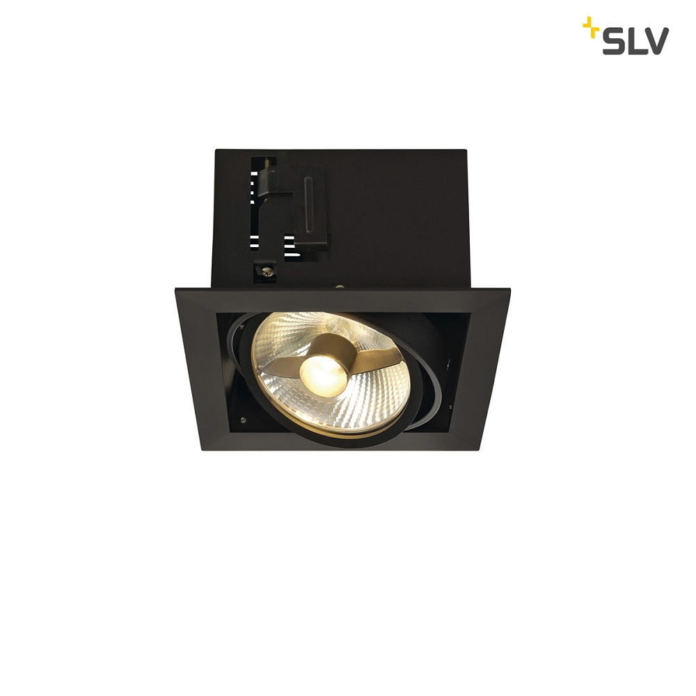 deckeneinbaustrahler kadux 1 es111 downlight gu10 230v. Black Bedroom Furniture Sets. Home Design Ideas