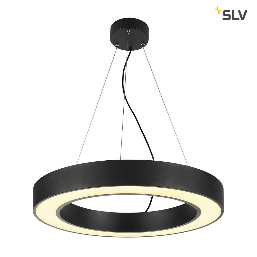 led pendelleuchte medo ring 60 led 35w 105 3000k. Black Bedroom Furniture Sets. Home Design Ideas
