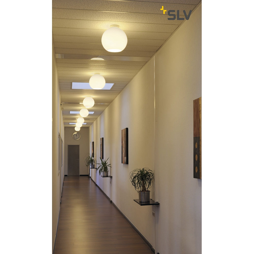 deckenleuchte big sun ceiling aluminium wei slv ks licht onlineshop leuchten aus essen. Black Bedroom Furniture Sets. Home Design Ideas