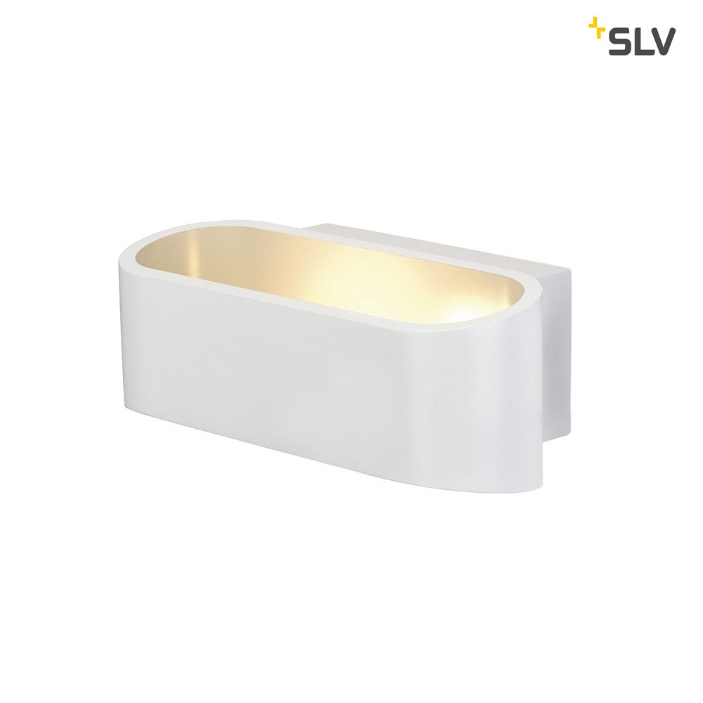 wandleuchte asso led oval 5w led 3000k wei ks licht onlineshop leuchten aus essen. Black Bedroom Furniture Sets. Home Design Ideas