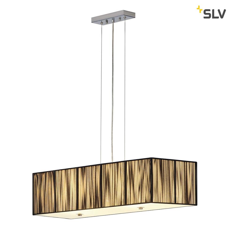 decken pendelleuchte lasson rosette chrom glas satiniert schirm schwarz ks licht onlineshop. Black Bedroom Furniture Sets. Home Design Ideas