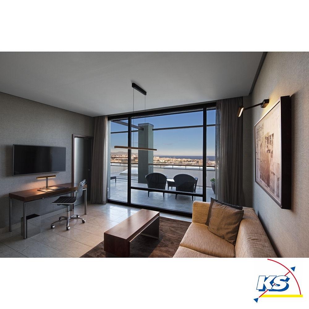 vincelli 2 pendelleuchten led 2700k dimmbar 29w. Black Bedroom Furniture Sets. Home Design Ideas