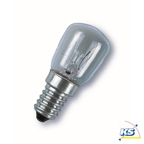 radium birnenlampe p 230 c e14 25 watt radium ks licht onlineshop leuchten aus essen. Black Bedroom Furniture Sets. Home Design Ideas