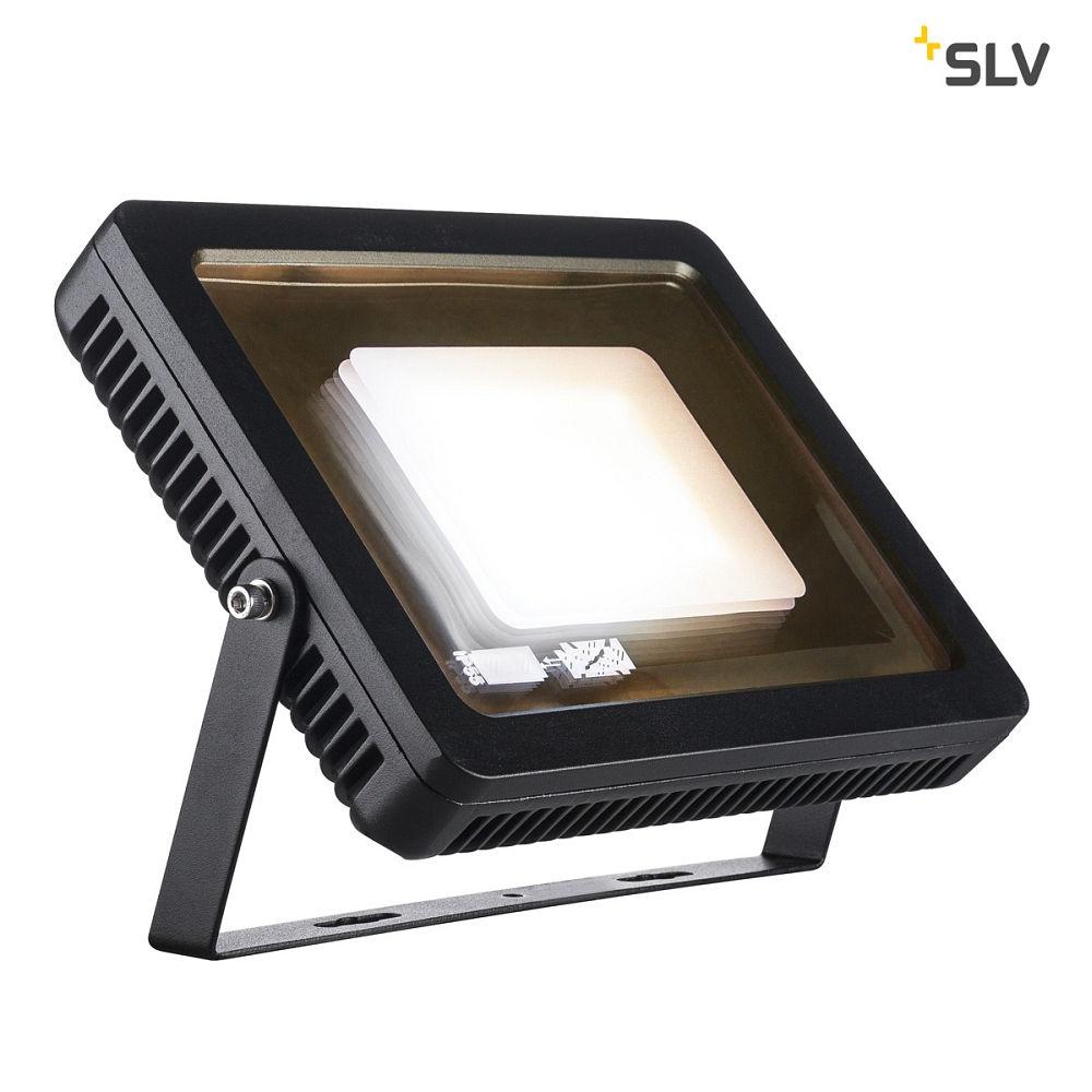 led au enstrahler spoodi 31 led 55w 100 3000k ip55 slv ks licht onlineshop leuchten. Black Bedroom Furniture Sets. Home Design Ideas