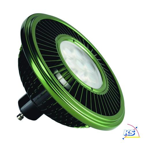 led gu10 leuchtmittel es111 19 5w powerled 2700k 30 gu10 dimmbar gr n ks licht. Black Bedroom Furniture Sets. Home Design Ideas