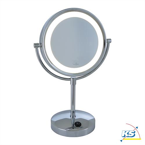 villeroy boch kosmetikspiegel london led mit batteriebetrieb ks licht onlineshop leuchten. Black Bedroom Furniture Sets. Home Design Ideas