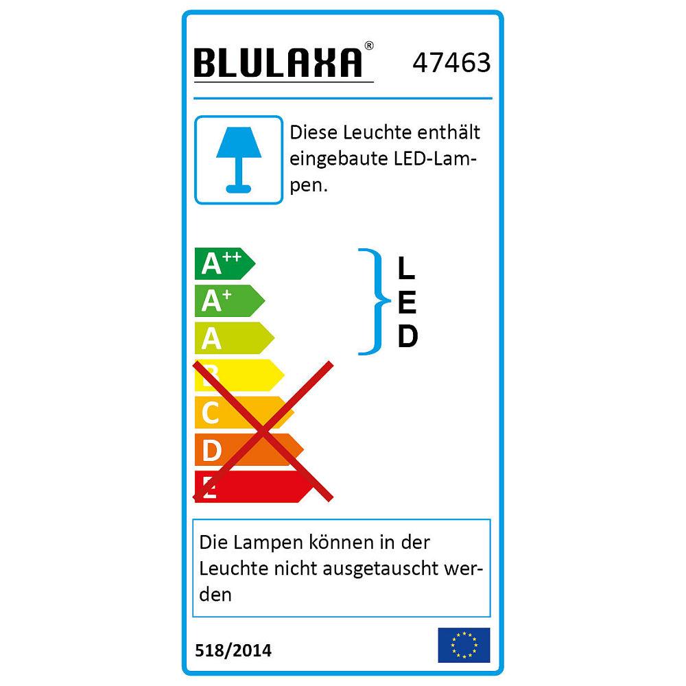 Licht Und Objekt Wohndesign In Essen: Blulaxa LED Downlight Einbauleuchte, Warmweiß COB, Dreh
