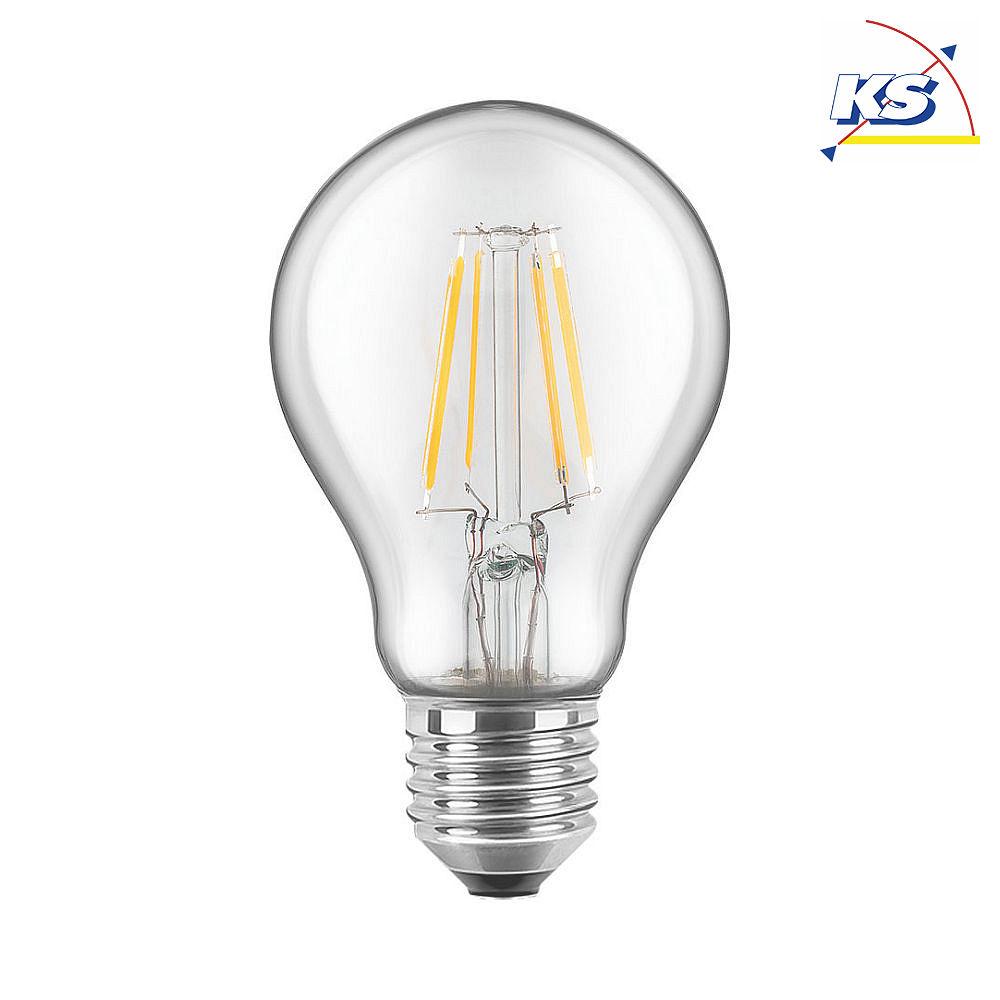 blulaxa led filament gl hfaden lampe birnenform retro klar 300 e27 warmwei glas 5w hwh. Black Bedroom Furniture Sets. Home Design Ideas