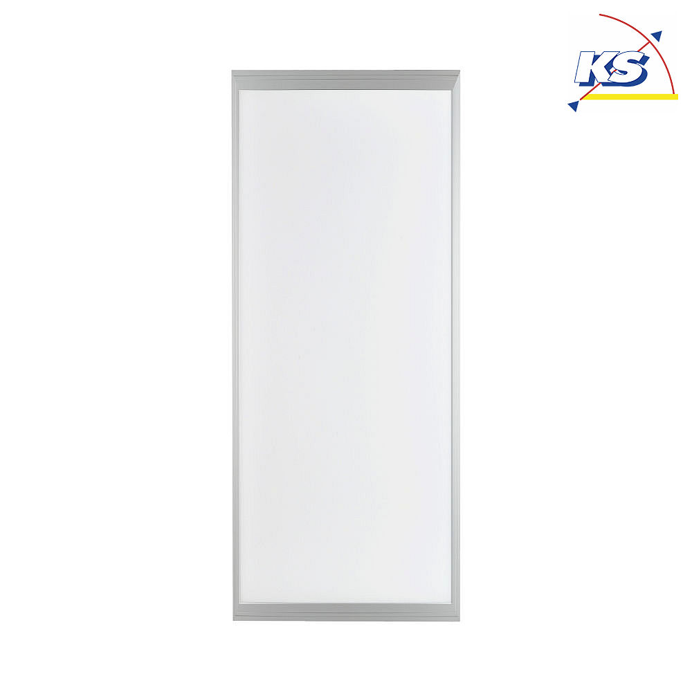 Blulaxa LED Panel 36 Watt 29,5x119,5cm, dimmbar, 3000K, warmweiß