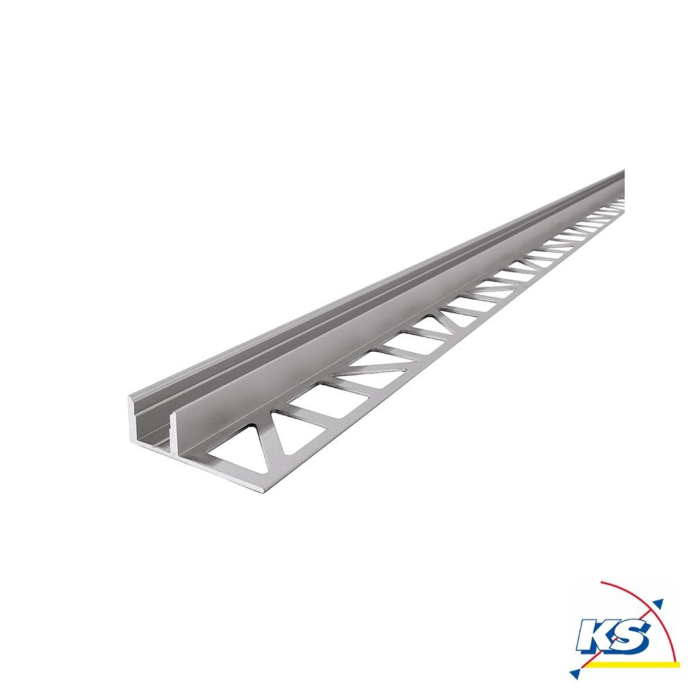 Led Profil El 01 08 Fliesen Profil Fur 8 9 3mm Led Stripes 1250mm