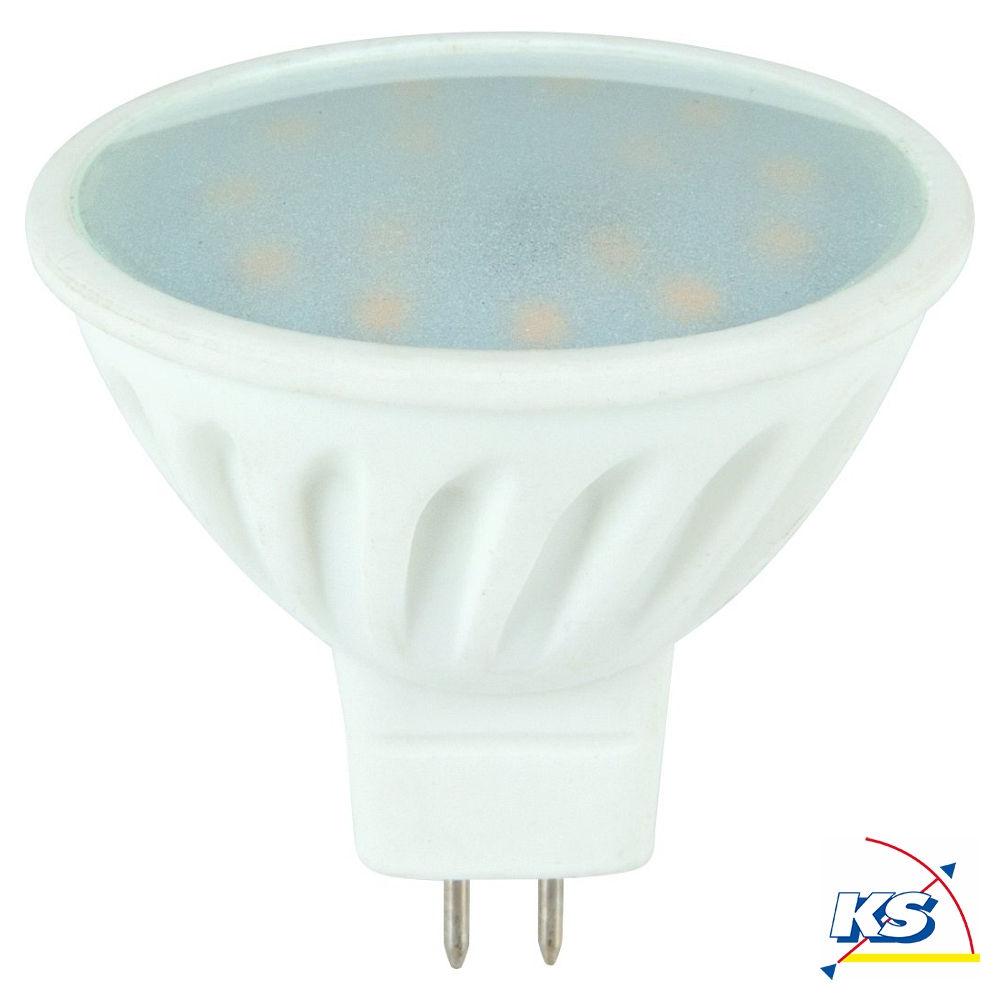 Heitronic LED Leuchtmittel GU5,3, 15 SMD LED, 5W - KS Licht ...