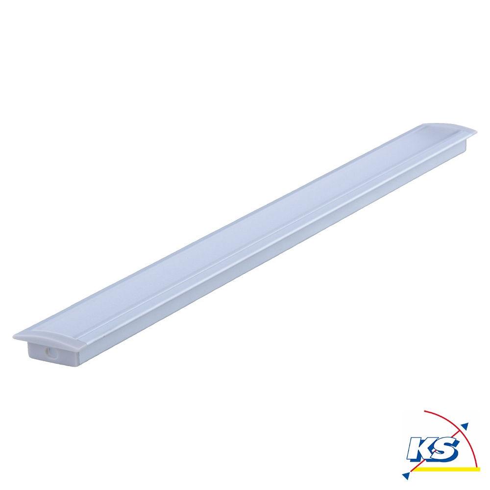 heitronic aluminium u profil klein l nge 100cm mit. Black Bedroom Furniture Sets. Home Design Ideas