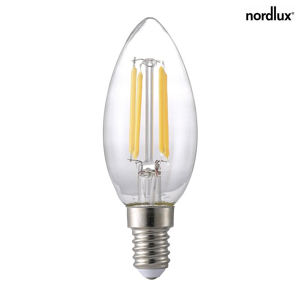 nordlux led filament kerze dimmbar nordlux ks licht onlineshop leuchten aus essen. Black Bedroom Furniture Sets. Home Design Ideas