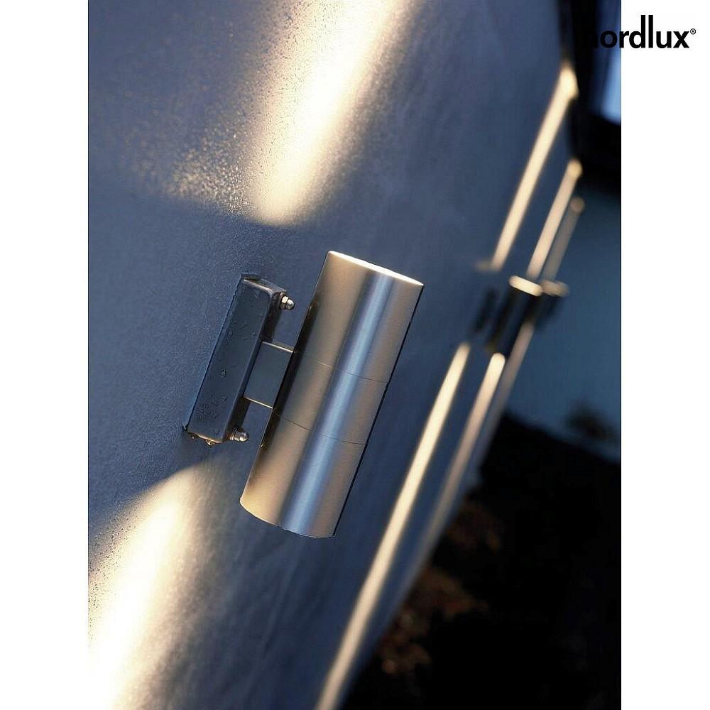 nordlux wandstrahler tin up down au enleuchte 2 flammig. Black Bedroom Furniture Sets. Home Design Ideas